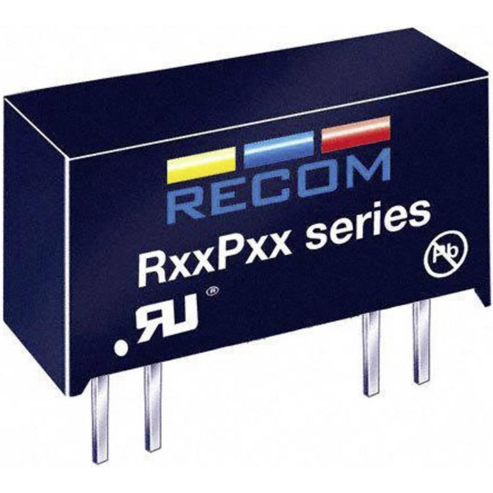 DC/DC pretvornik R12P15D SIP-7-modul RCM