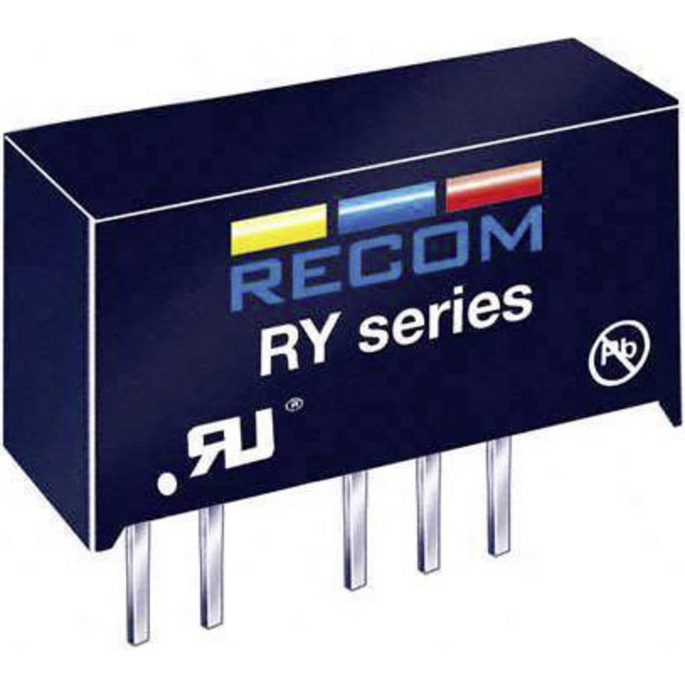 DC/DC pretvornik RY-0505S/P SIP-7-modul RCM