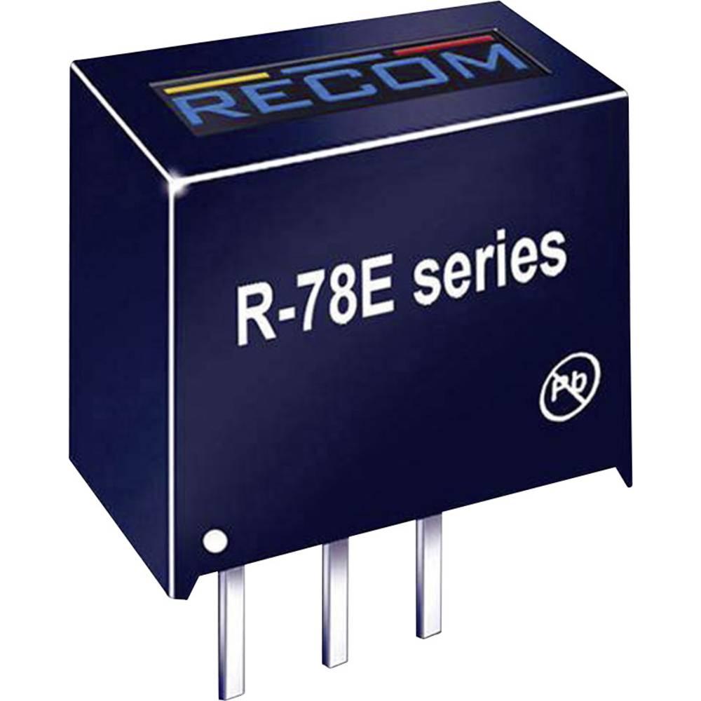 DC/DC pretvornik L R-78E5.0-1.0 SIP-3-modul RCM