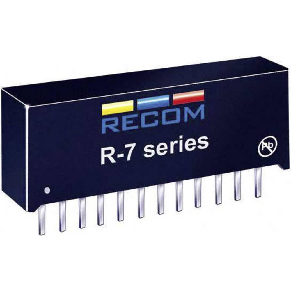 DC/DC pretvornik R-725.0P SIP-12-modul RCM