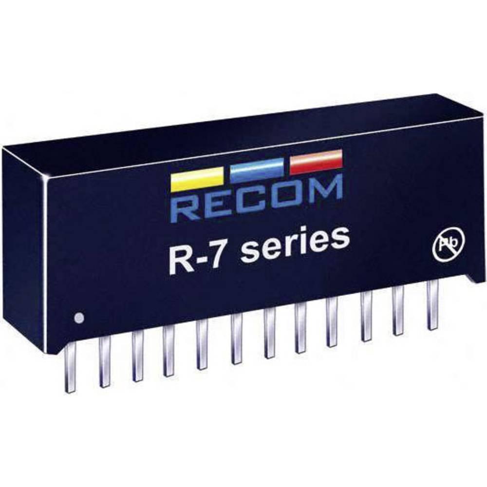 DC/DC pretvornik R-735.0P SIP-12-modul RCM