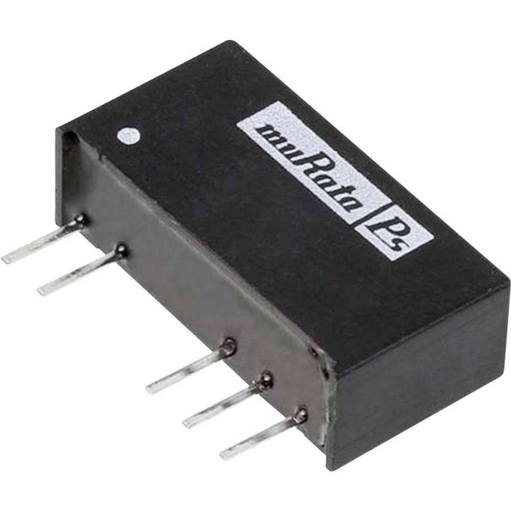 DC/DC pretvornik LE MEA1D2415SC SIP-7-modul muRata