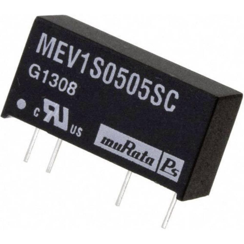 DC/DC pretvornik LE MEV1S0505SC SIP-6-modul muRata