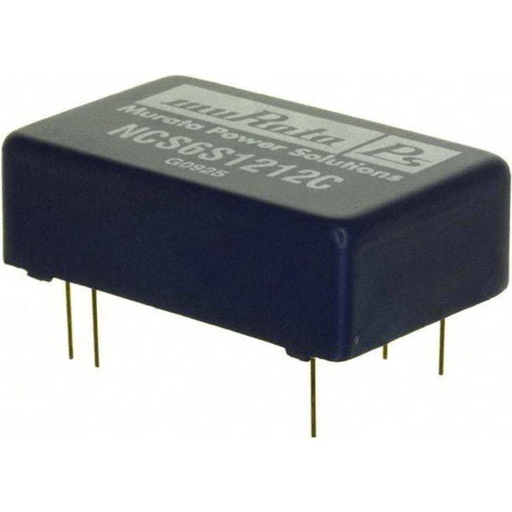 DC/DC pretvornik LE NCS6S1212C DIP-24-modul muRata