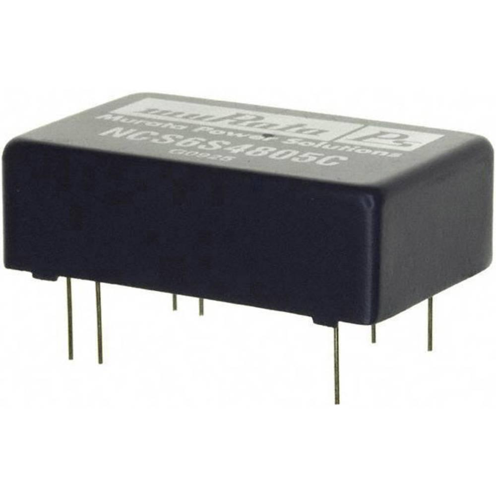 DC/DC pretvornik LE NCS6S4805C DIP-24-modul muRata