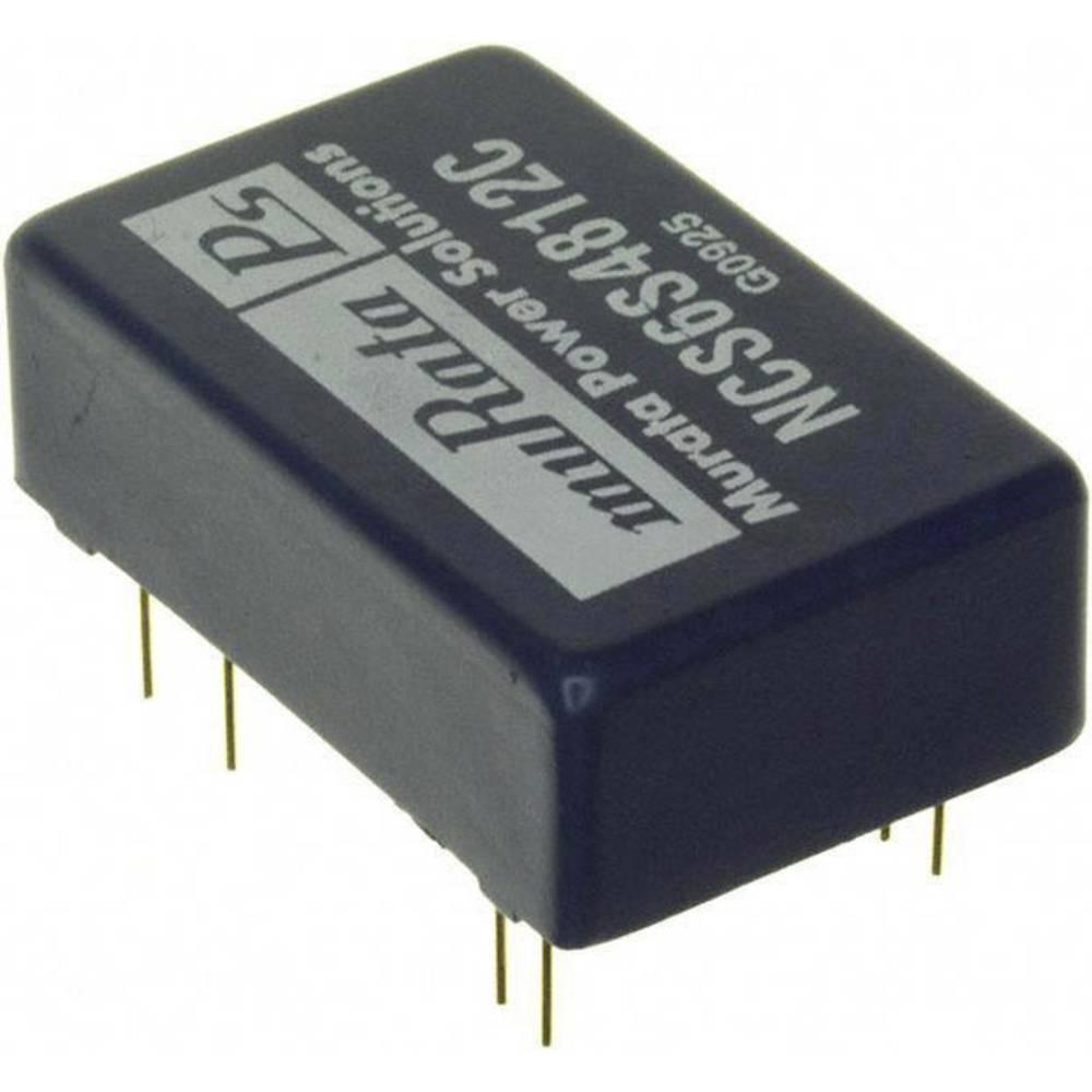 DC/DC pretvornik LE NCS6S4812C DIP-24-modul muRata