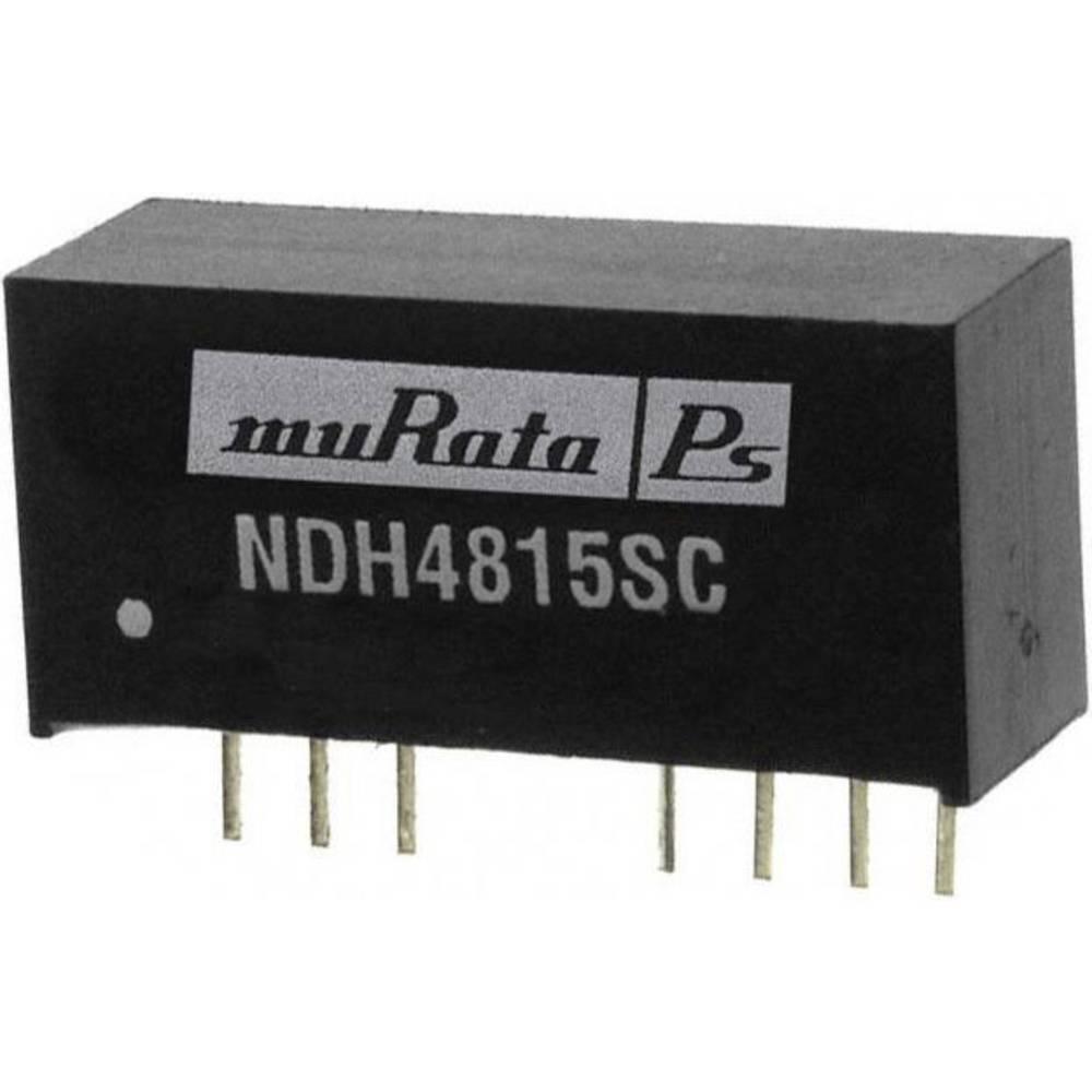 DC/DC pretvornik NDH2415SC SIP-9-modul muRata