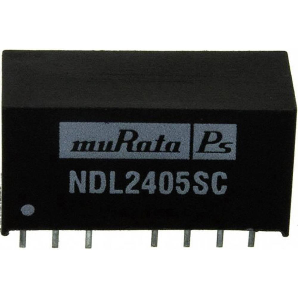 DC/DC pretvornik NDL2405SC SIP-8-modul muRata