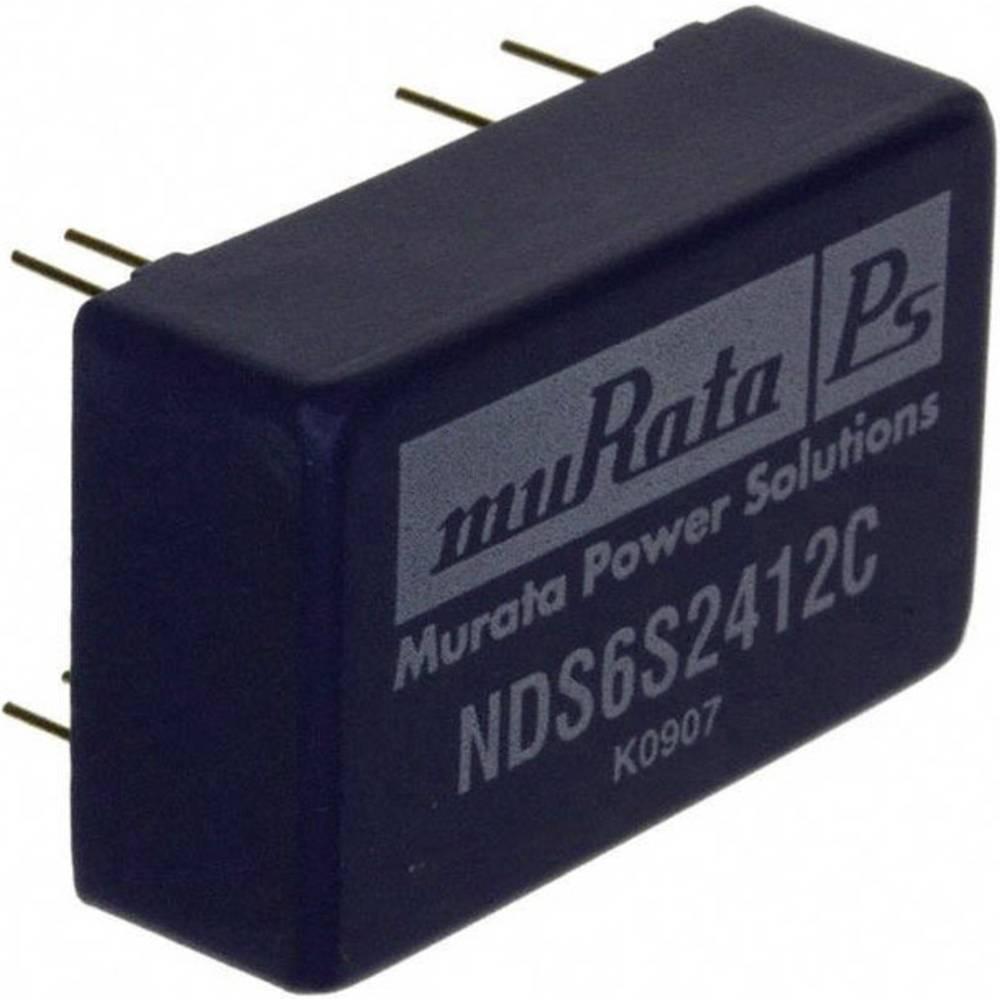 DC/DC pretvornik LE NDS6S2412C DIP-24-modul muRata