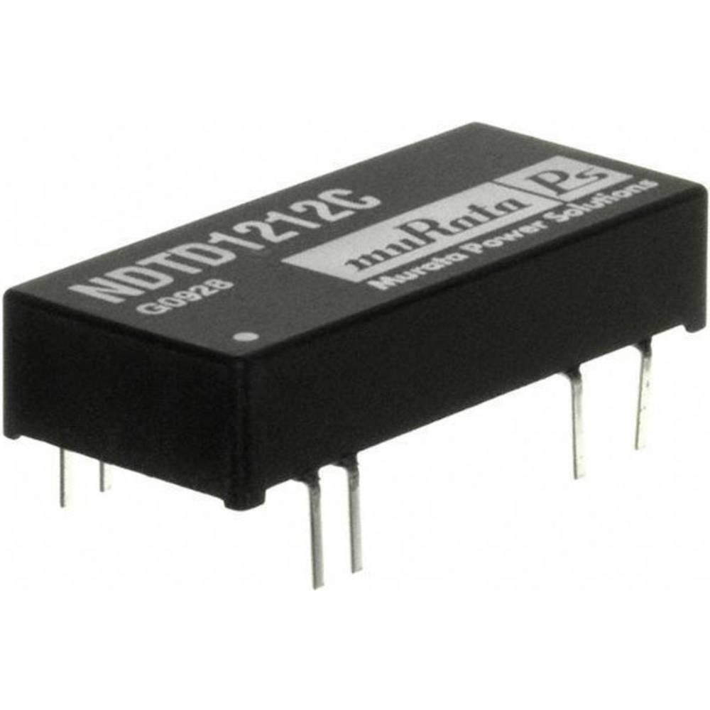 DC/DC pretvornik NDTD1212C DIP-24-modul muRata