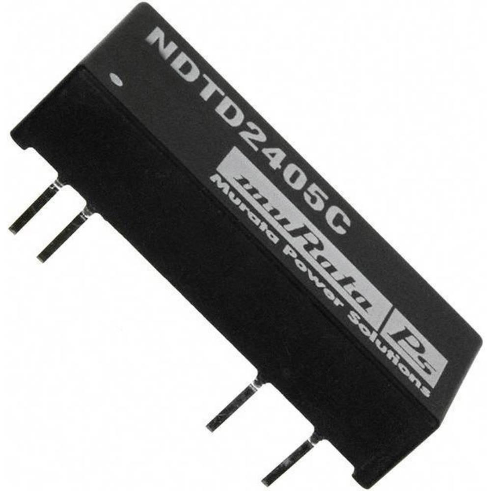 DC/DC pretvornik NDTD2405C DIP-24-modul muRata