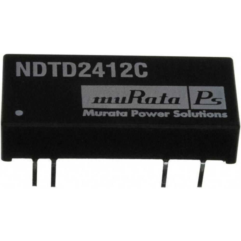 DC/DC pretvornik NDTD2412C DIP-24-modul muRata