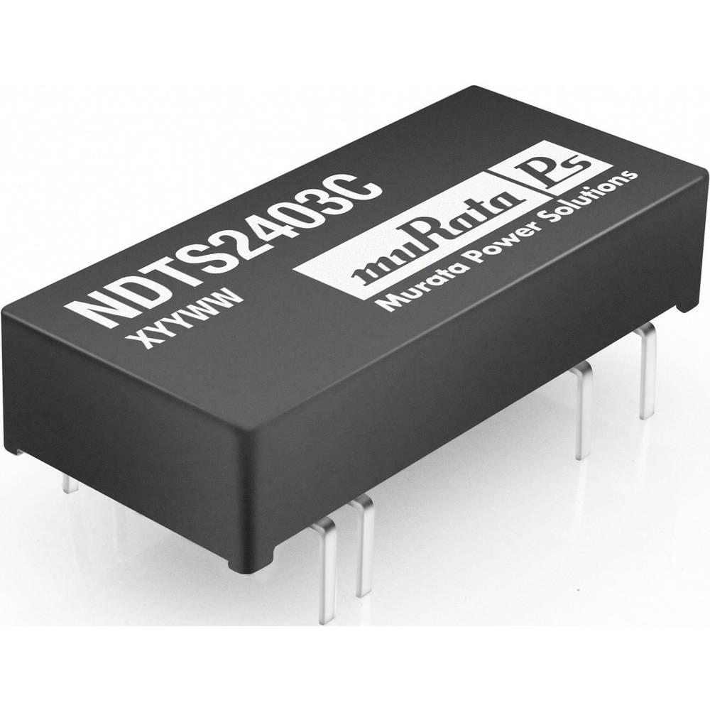 DC/DC pretvornik NDTS2403C DIP-24-modul muRata