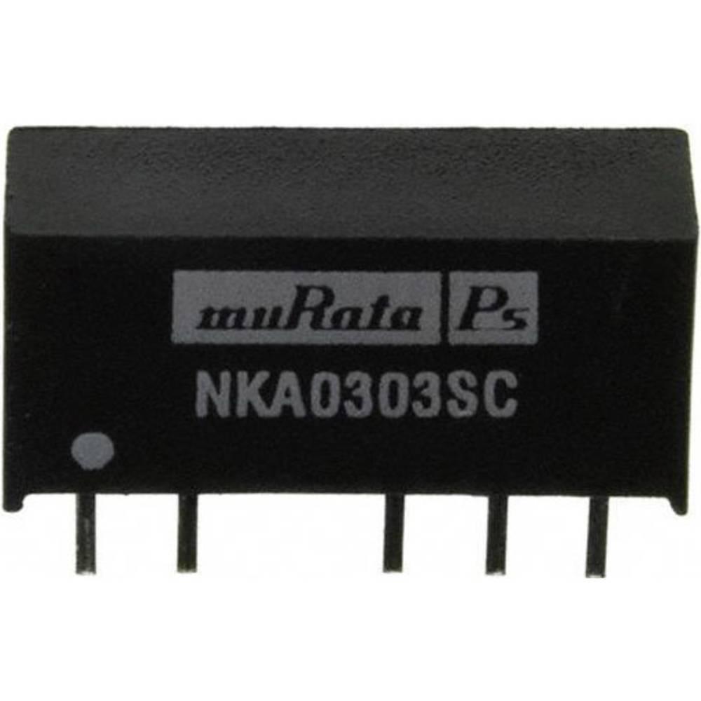 DC/DC pretvornik NKA0303SC SIP-6-modul muRata