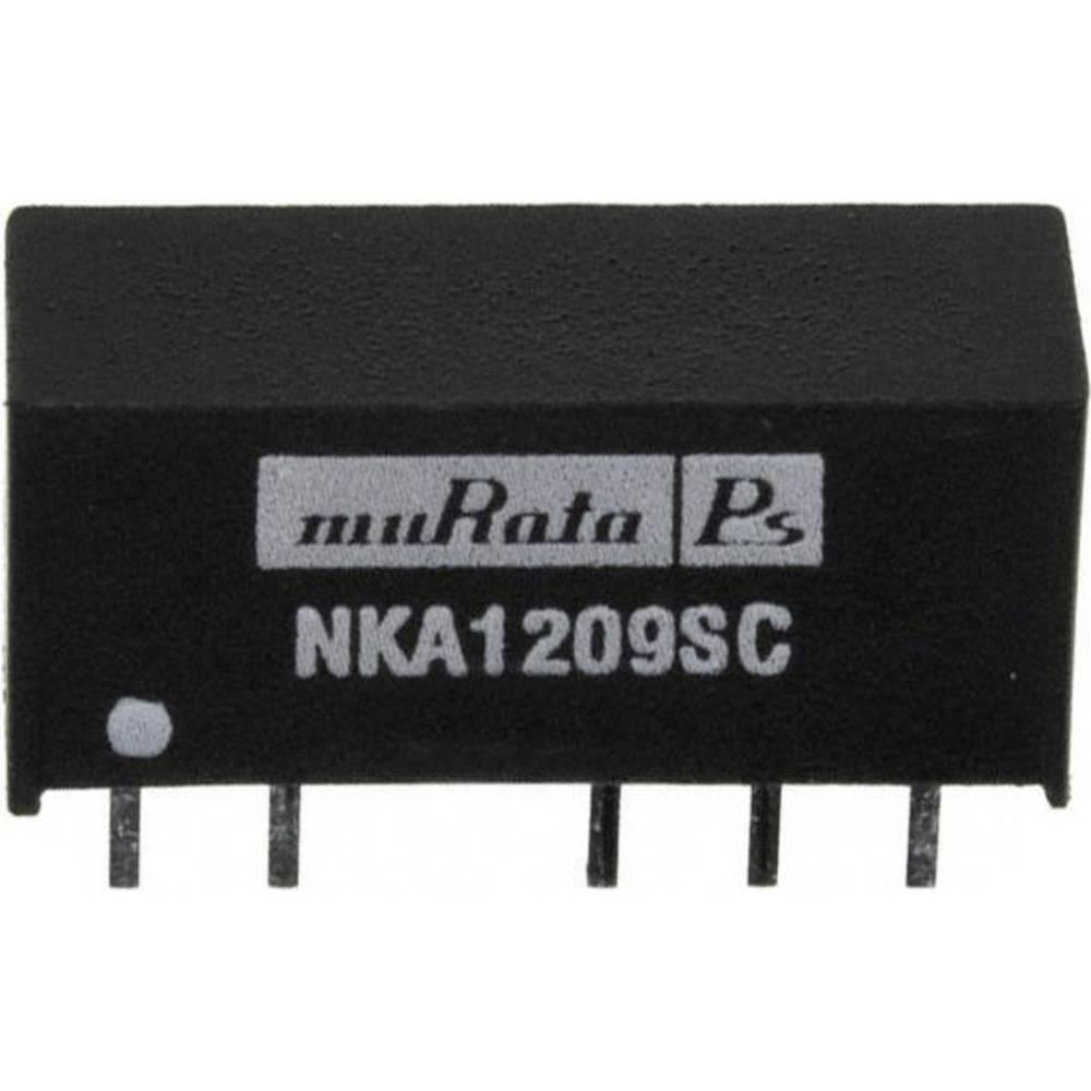 DC/DC pretvornik NKA1209SC SIP-6-modul muRata