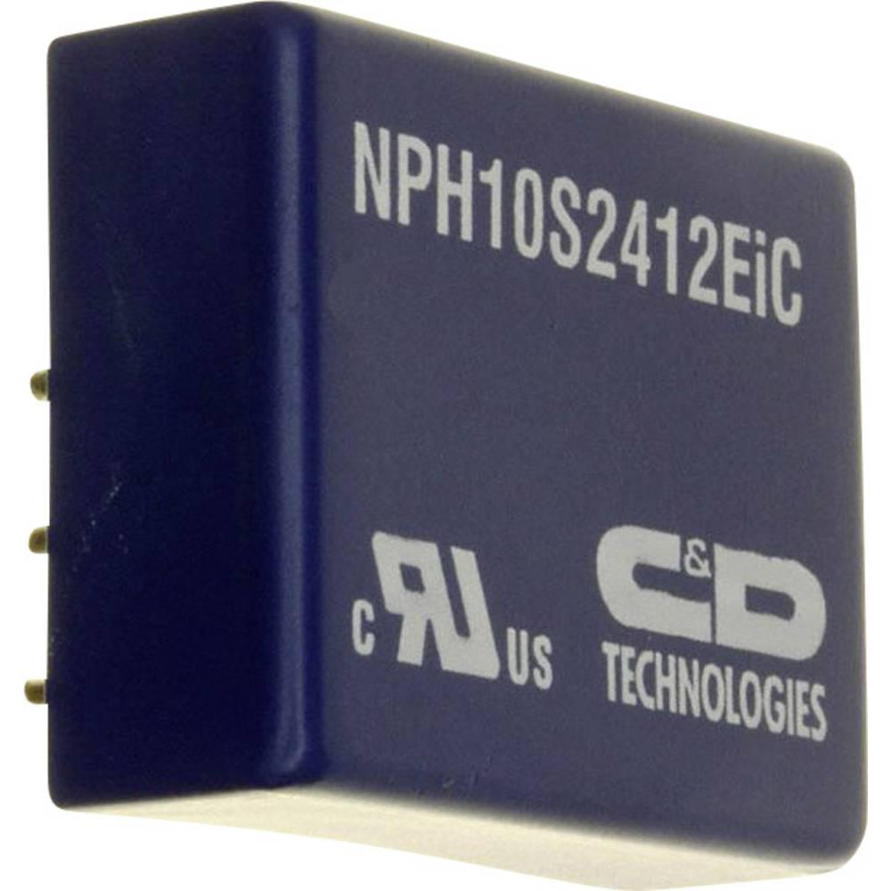 DC/DC pretvornik NPH10S2412EIC DIP-6-modul muRata