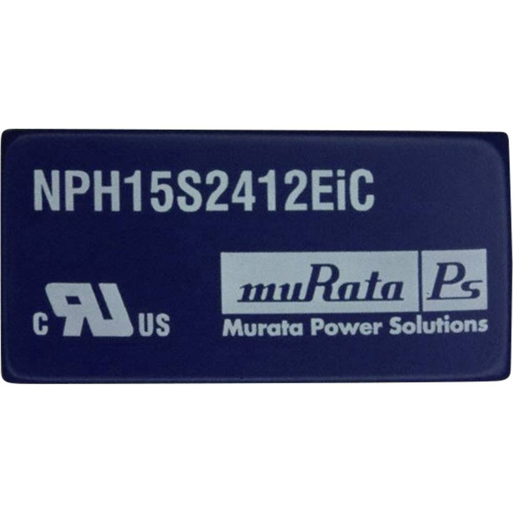 DC/DC pretvornik NPH15S2412EIC DIP-6-modul muRata