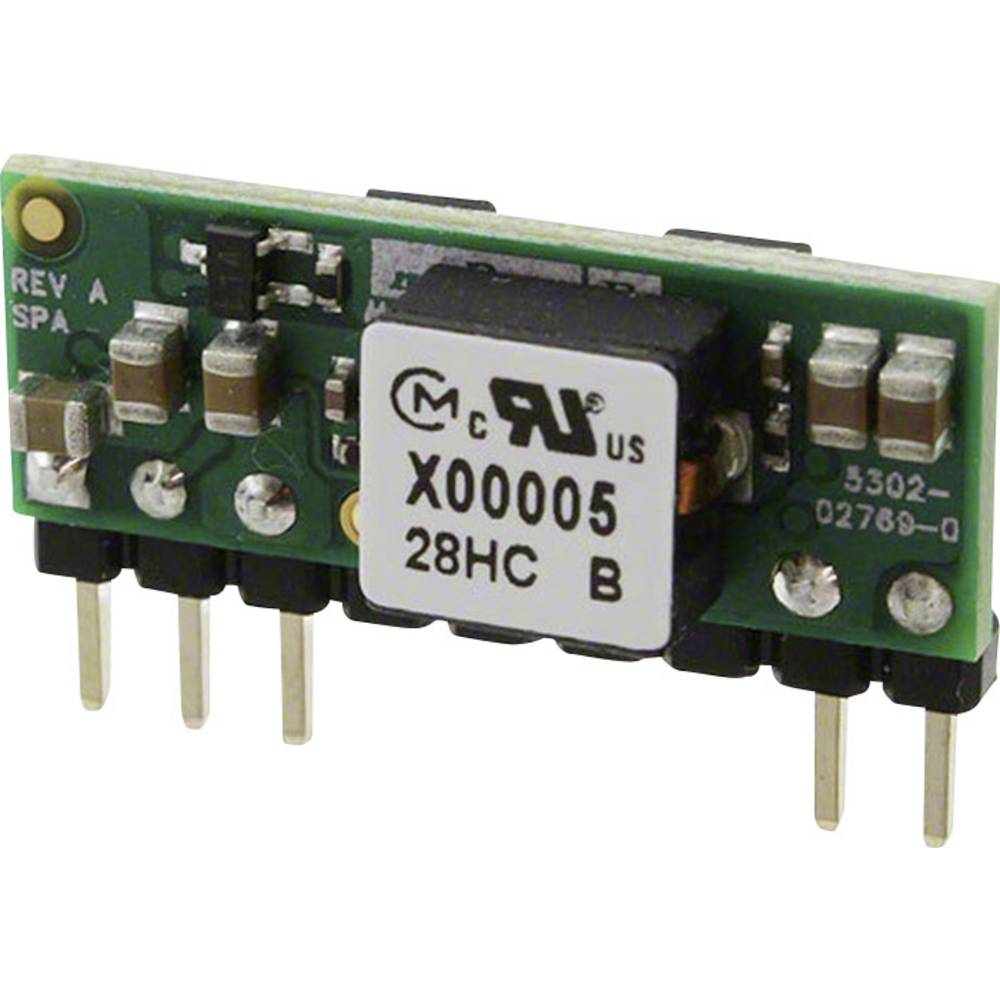 DC/DC pretvornik OKX-T/5-W5N-C SIP-5-modul muRata