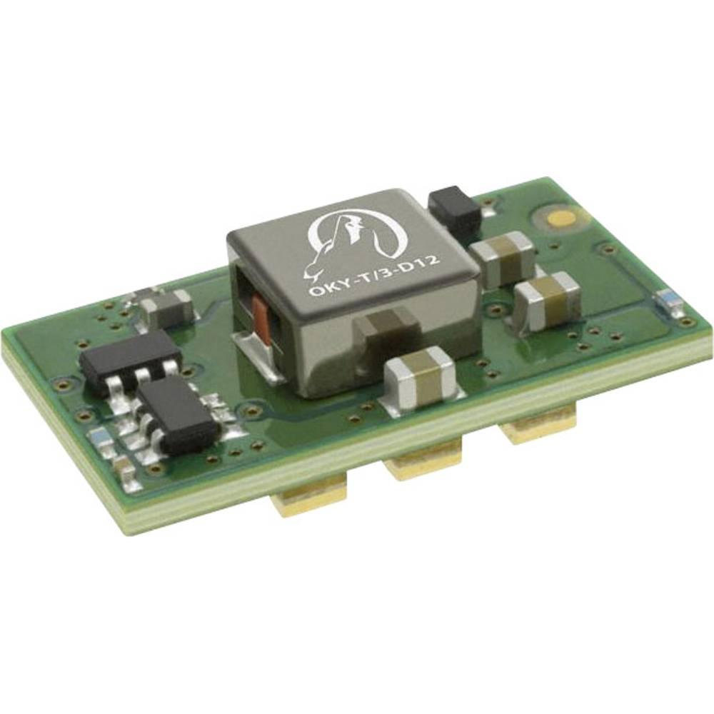 DC/DC pretvornik OKY-T/3-D12N-C SMD-5-modul muRata