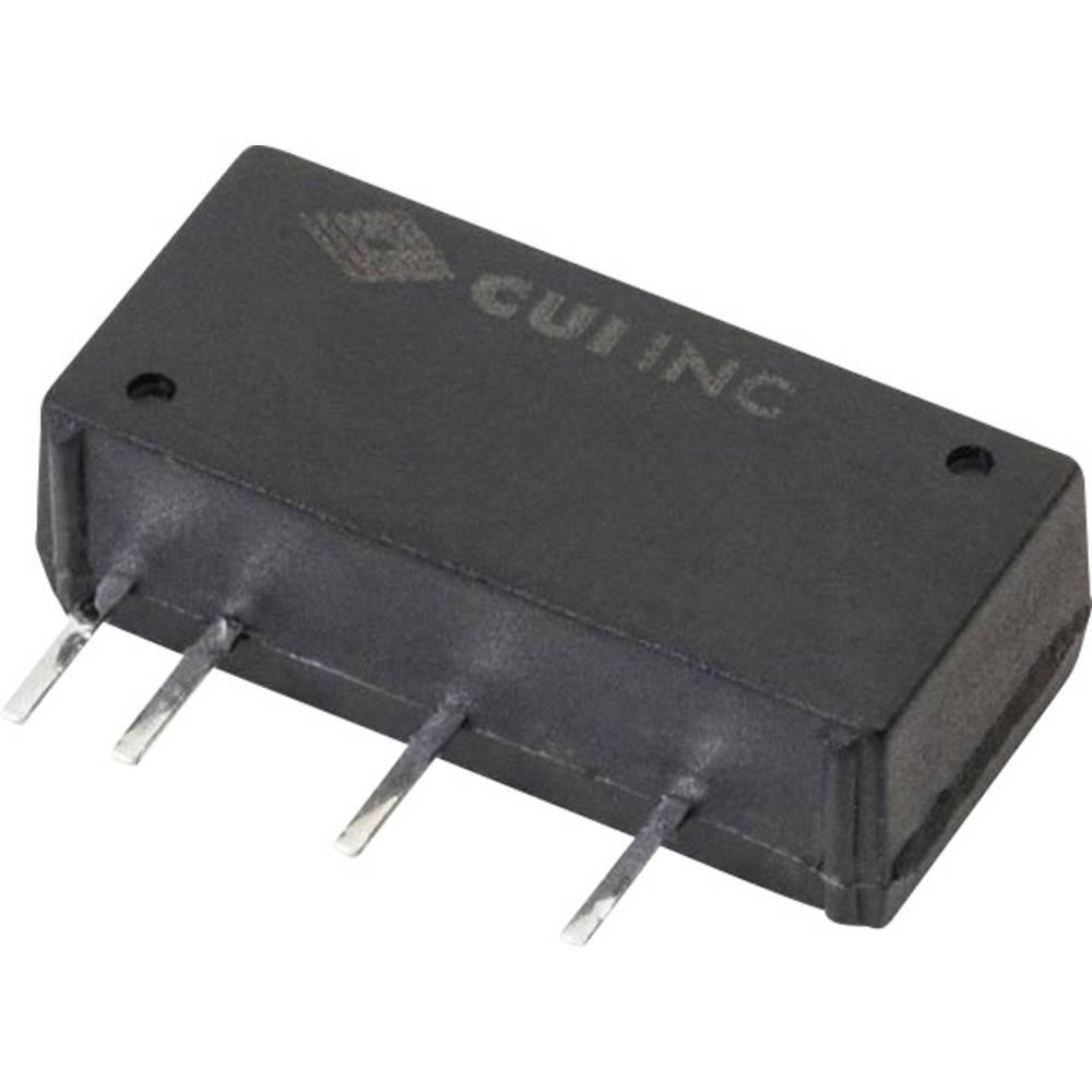 DC/DC pretvornik PDM1-S24-S15-S SIP-6-modul CUI
