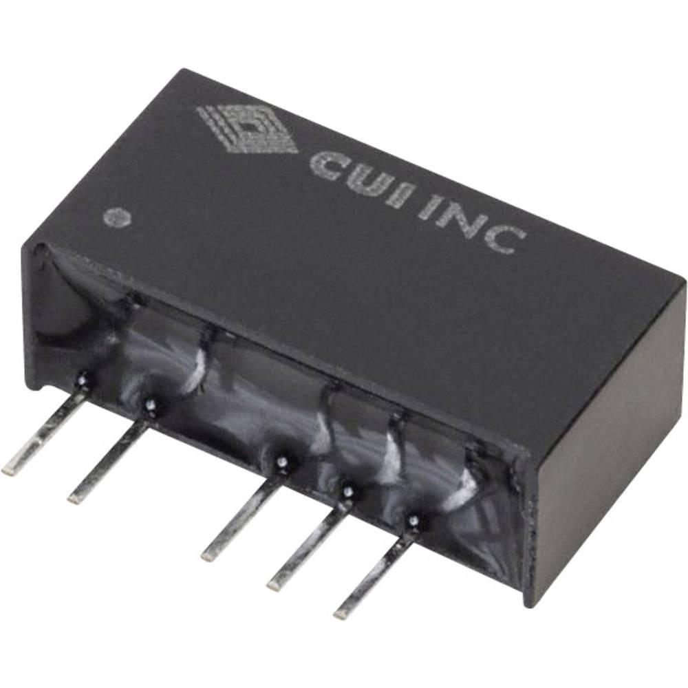 DC/DC pretvornik PDM2-S12-D15-S SIP-6-modul CUI