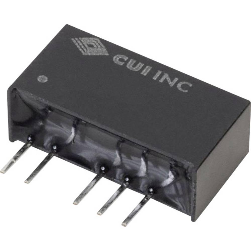 DC/DC pretvornik PDM2-S15-D15-S SIP-6-modul CUI
