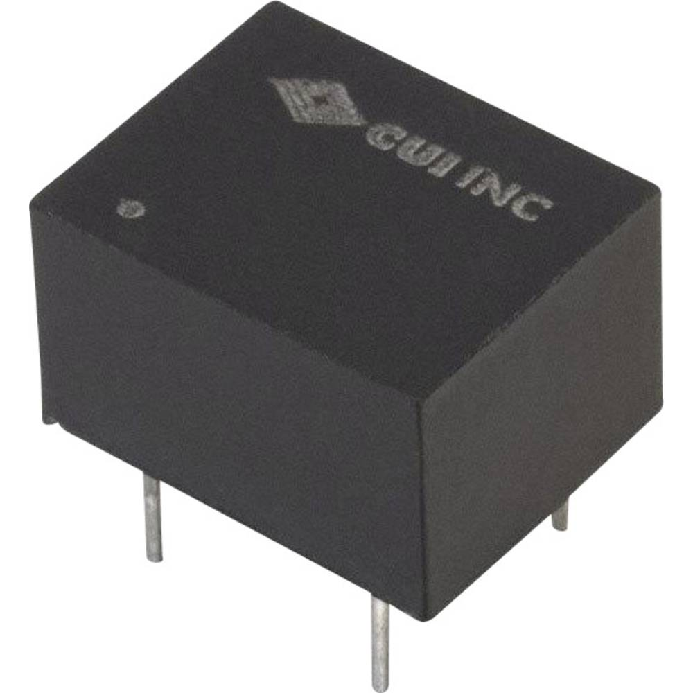 DC/DC pretvornik PDS1-S12-S12-D DIP-7-modul CUI