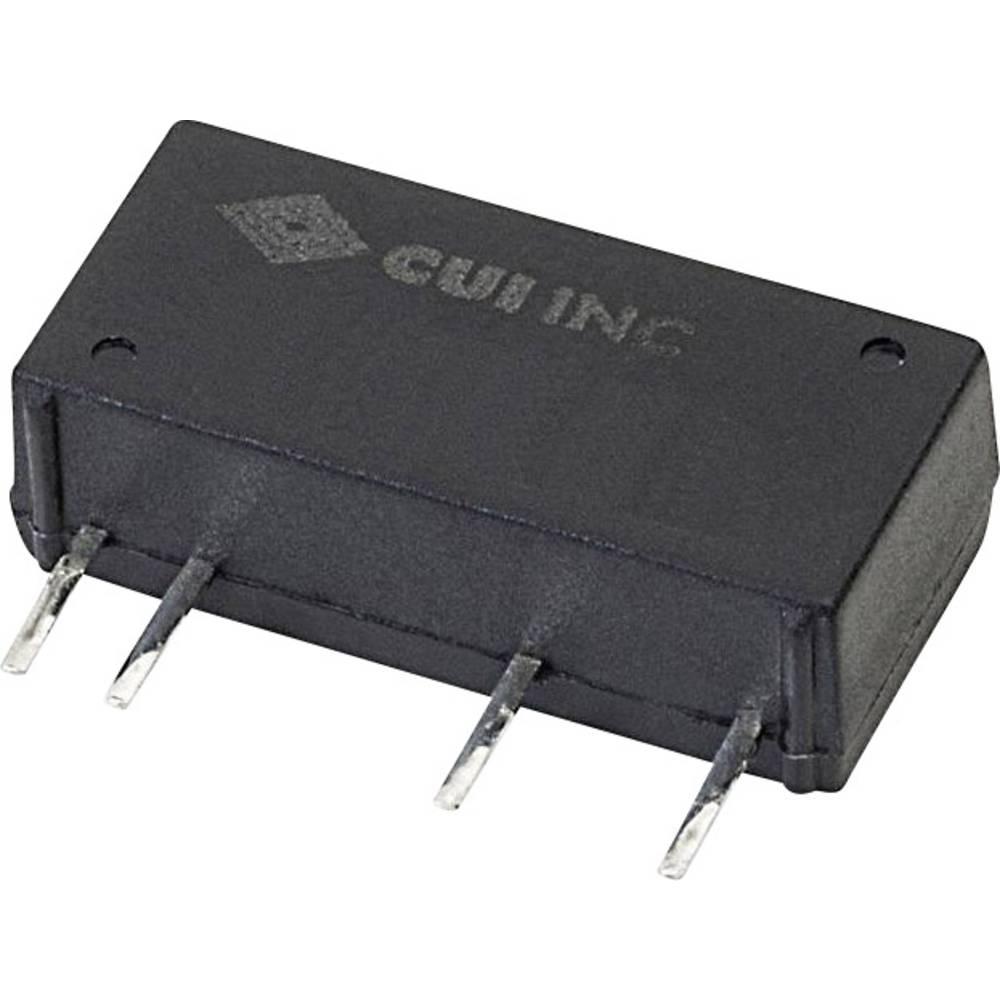 DC/DC pretvornik PEM1-S12-S12-S SIP-7-modul CUI
