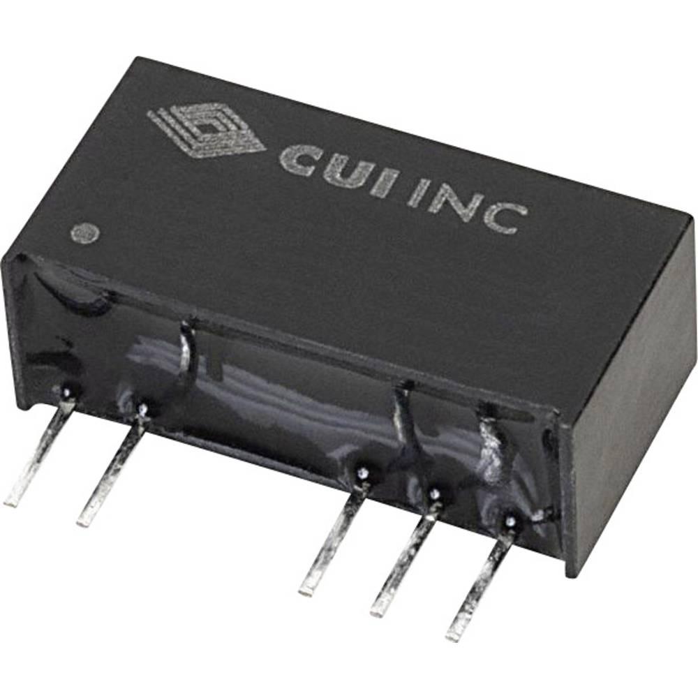 DC/DC pretvornik PEM2-S12-D12-S SIP-7-modul CUI