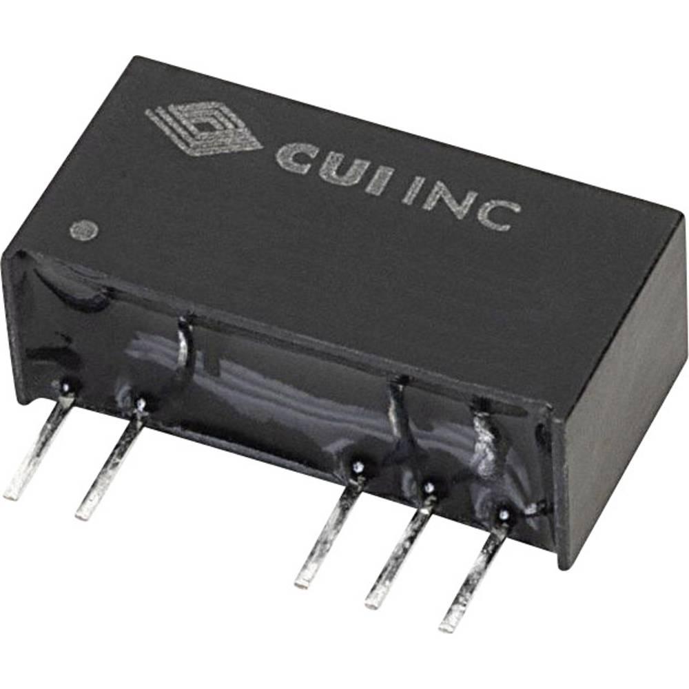 DC/DC pretvornik PEM2-S24-D12-S SIP-7-modul CUI