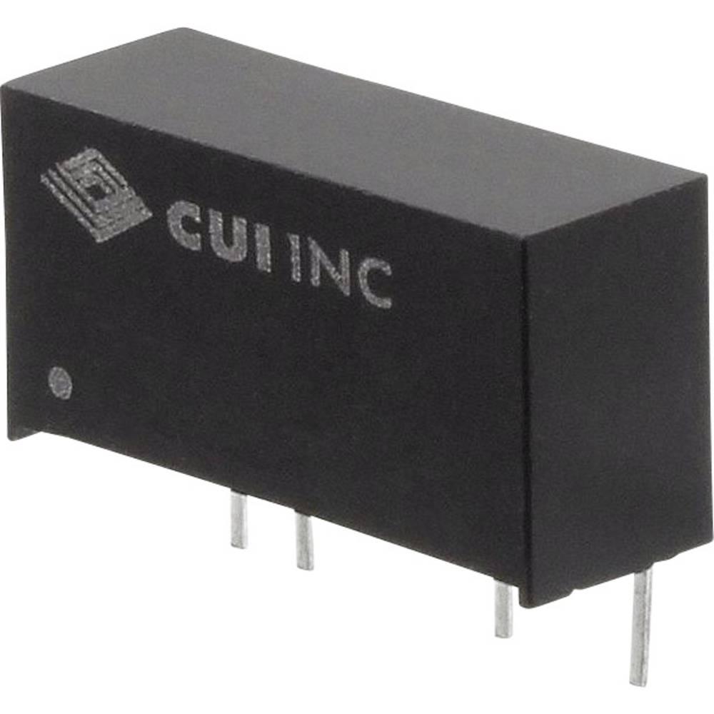 DC/DC pretvornik PEM2-S5-S15-S SIP-7-modul CUI