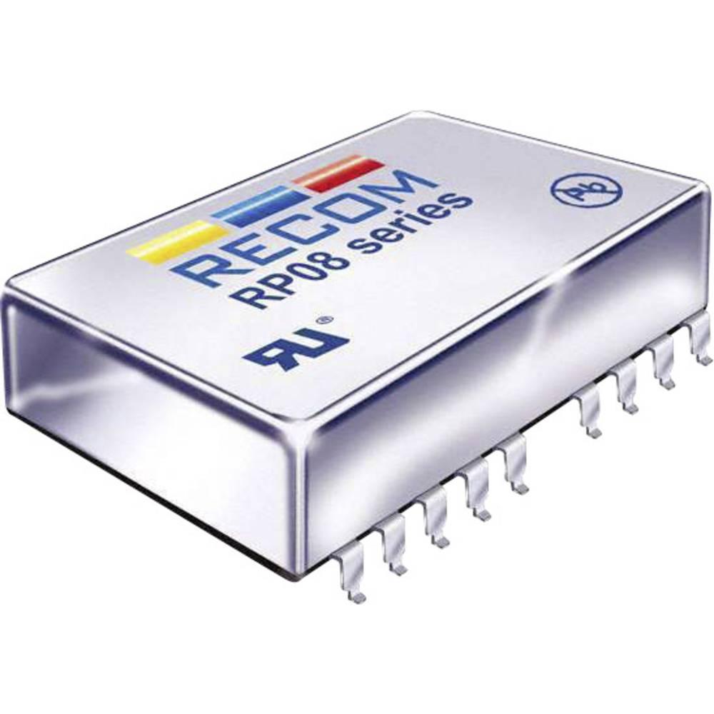 DC/DC pretvornik RP08-2415SAW DIP-24-modul RCM