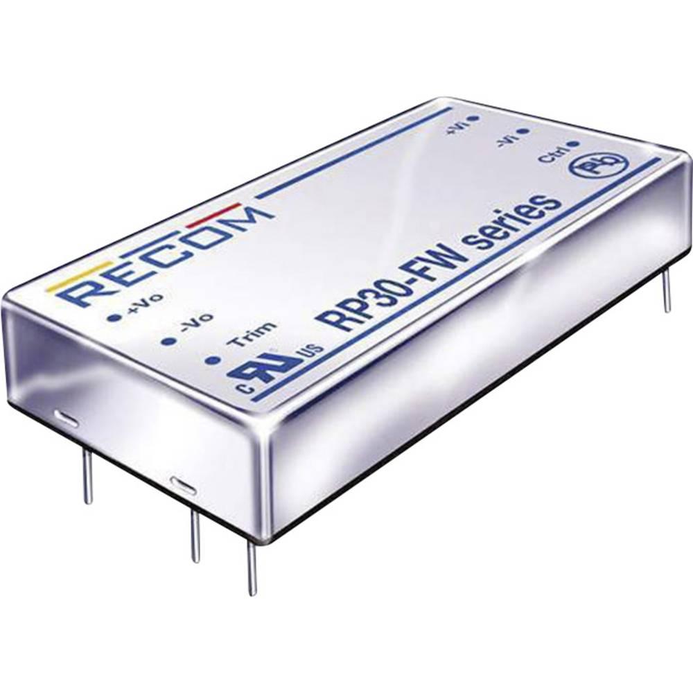 DC/DC pretvornik L RP30-2415DFW DIP-6-modul RCM