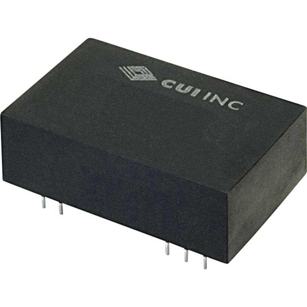 DC/DC pretvornik PQB3-D48-S15-D DIP-24-modul CUI