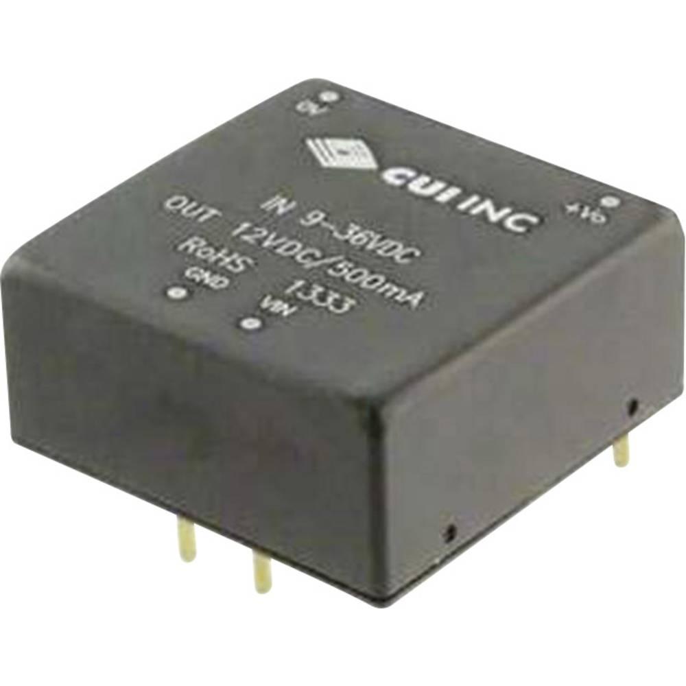 DC/DC pretvornik PQD6-Q24-D12-D DIP-5-modul CUI