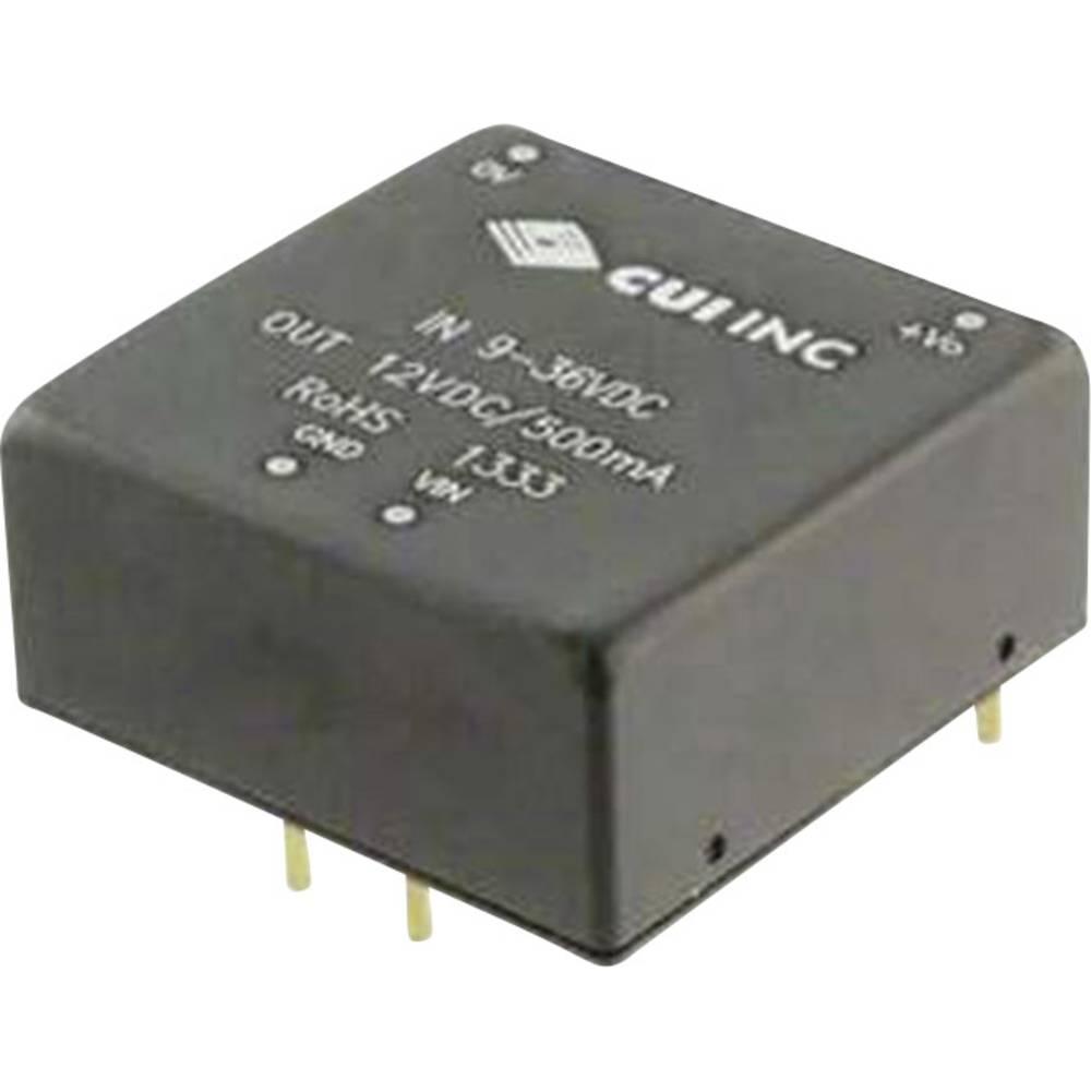 DC/DC pretvornik PQD6-Q24-S12-D DIP-5-modul CUI
