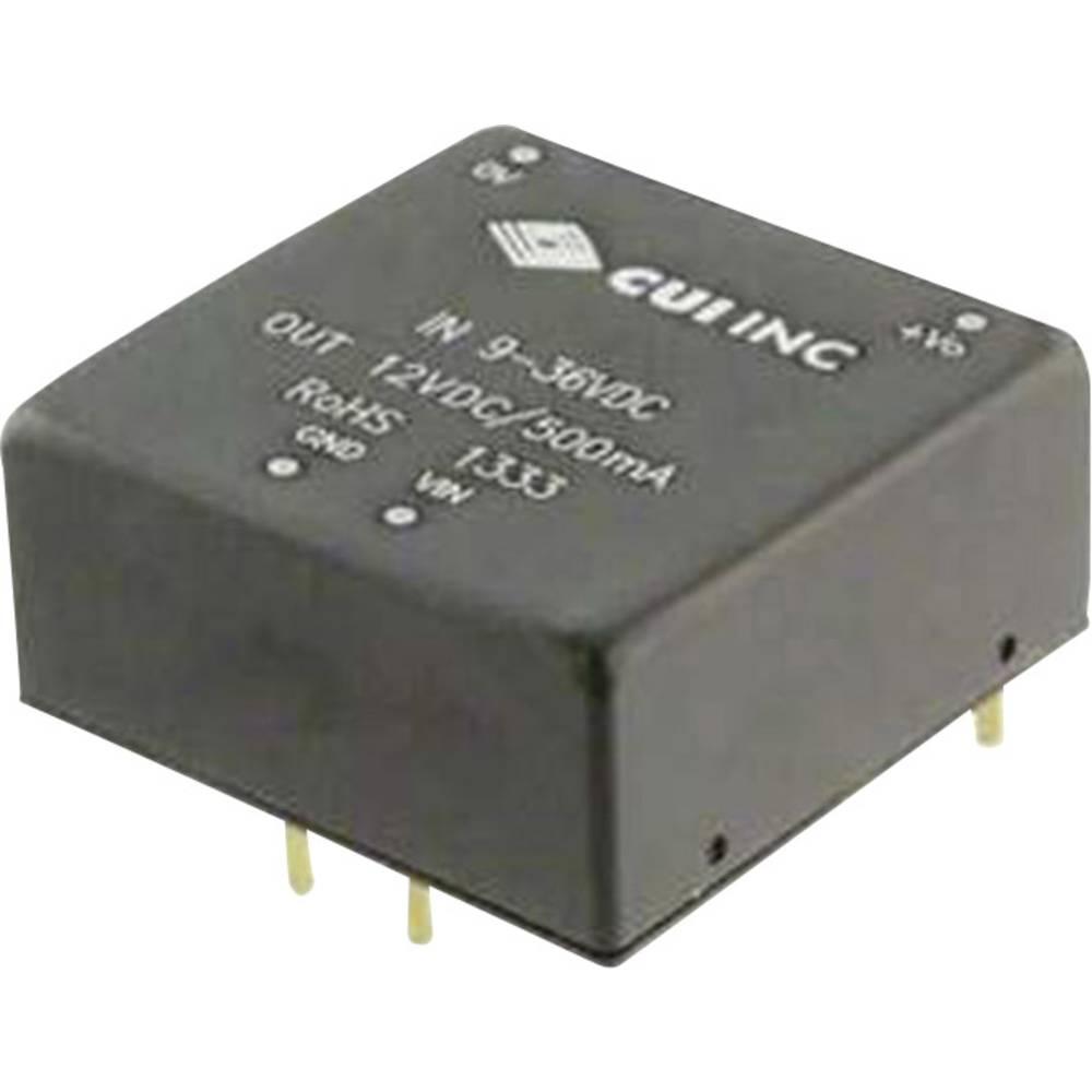 DC/DC pretvornik PQD6-Q48-S5-D DIP-5-modul CUI