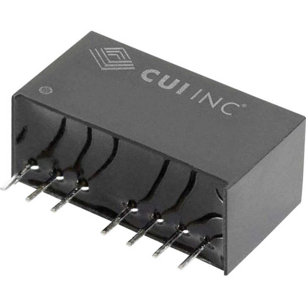 DC/DC pretvornik PQMC3-D24-D5-S SIP-8-modul CUI