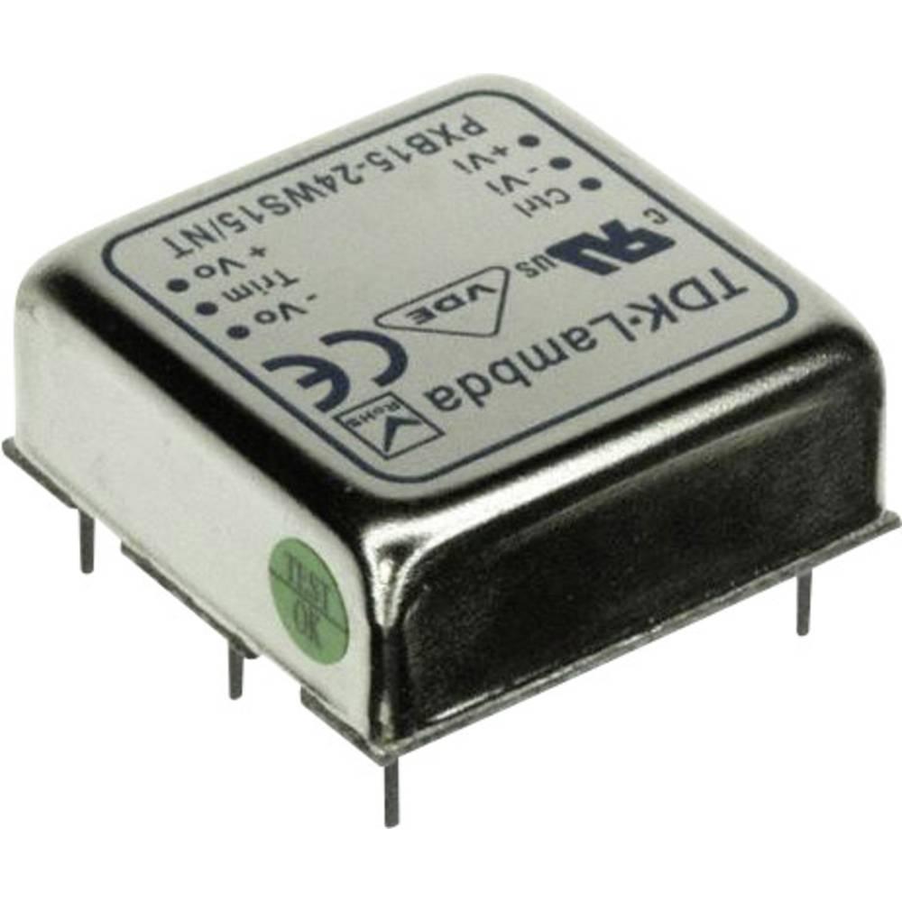 DC/DC pretvornik PXB15-24WS15/NT DIP-6-modul TDK