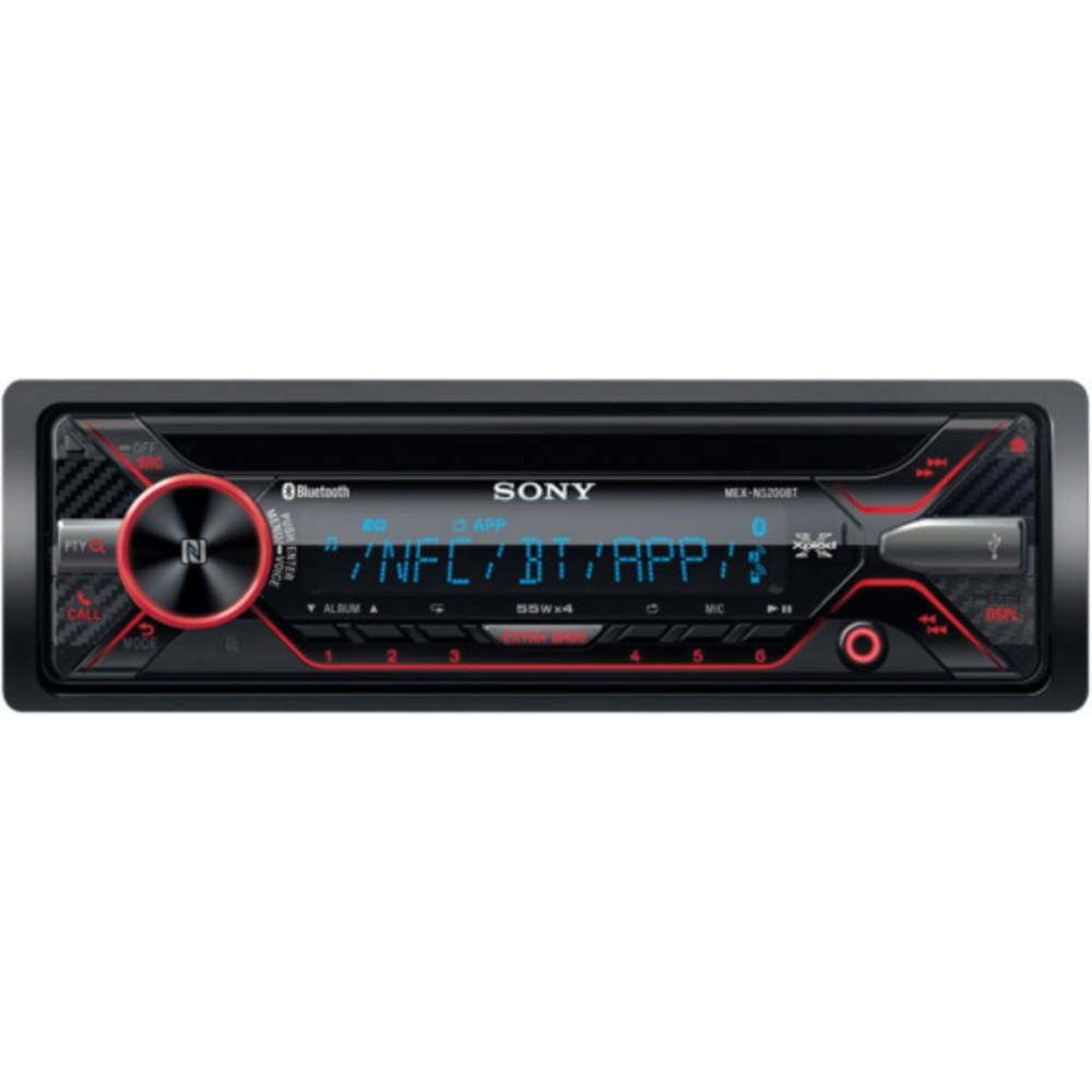 Avtoradio Sony MEXN-5200BT