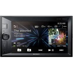 Dvojni DiN mono-sprejemnik Sony XAVV631BT