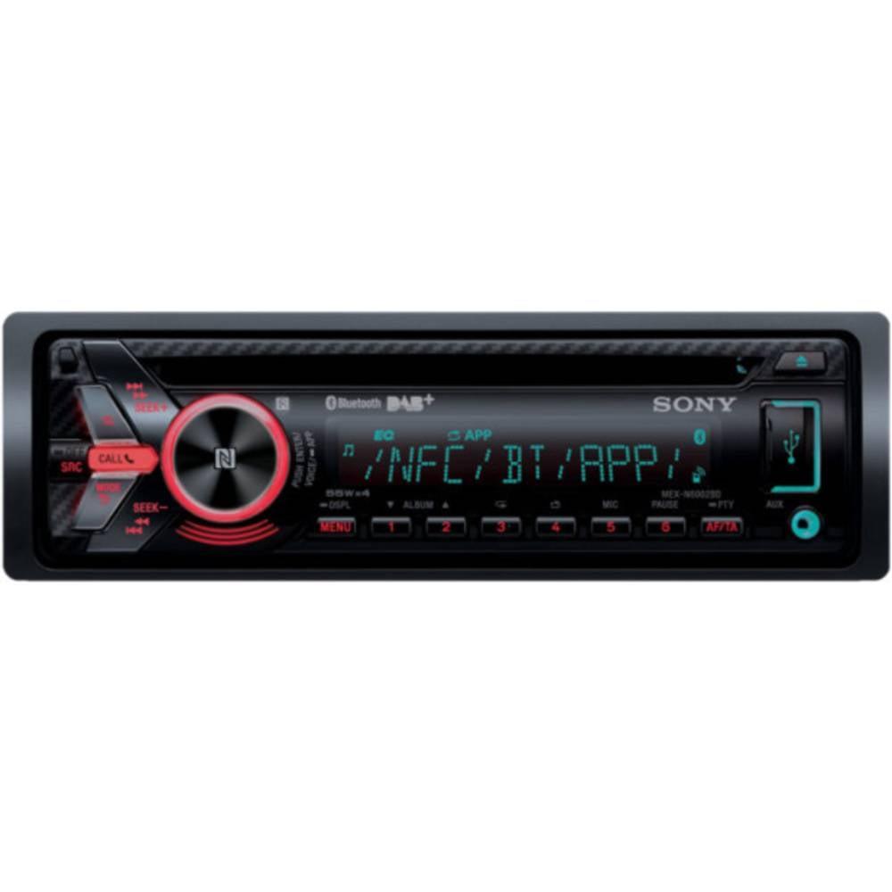 Avtoradio Sony MEXN-6002BD
