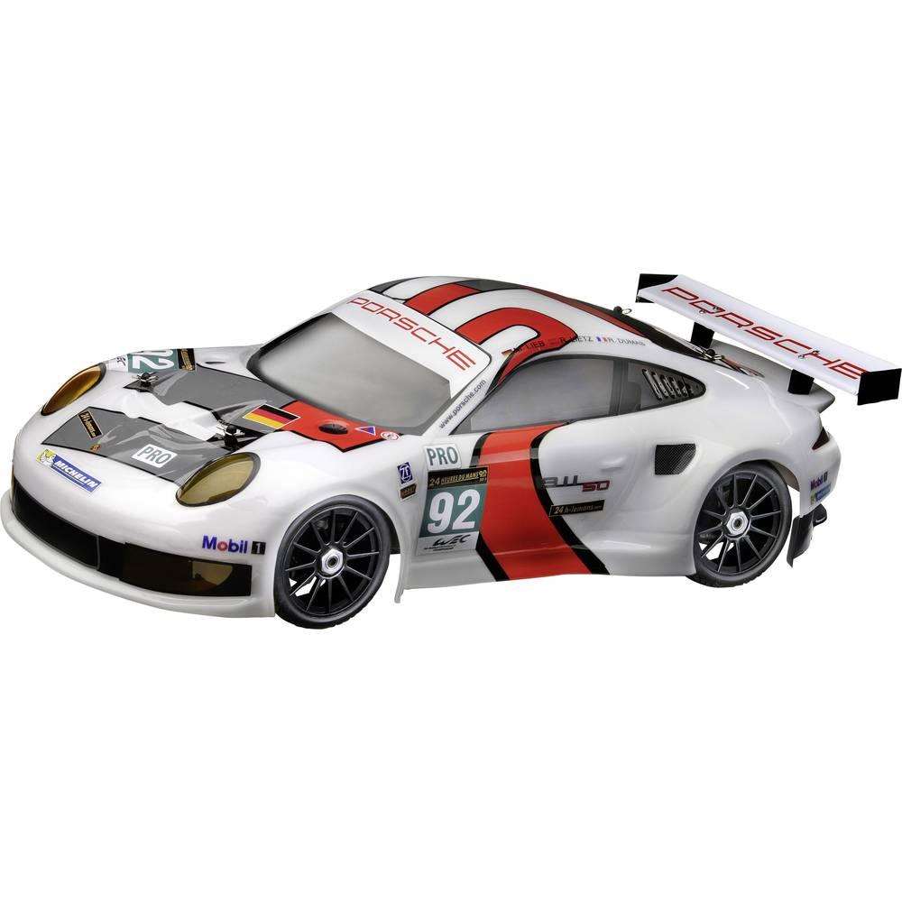 Absima 2410004 1:8 karoserija Porsche 911 310 mm nelakirana