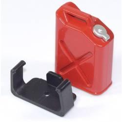 Absima 1:10 kanister za bencin rdeča