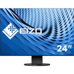 EIZO EV2456-BK noir LCD zaslon 61.2 cm (24.1 palac) Energetska učink. A++ (A++ - E) 1920 x 1200 piksel WUXGA 5 ms dvi, displaypo