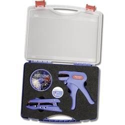 WEICON TOOLS 52880002 Komplet za krimpanje 402-dijelni Završna čahura 0.5 Do 6 mm² Uklj. Kliješta za skidanje izolacije, Uk