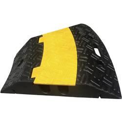 VISO kabelski mostiček črna, rumena Kanali (število): 2 500 mm Vsebina: 1 kos