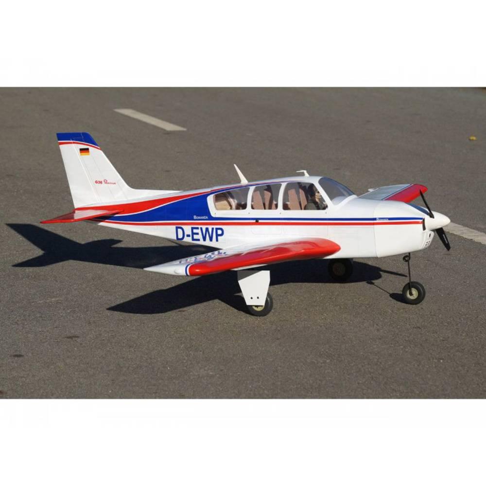 VQ Beechcraft Bonanza RC model motornega letala ARF 1580 mm