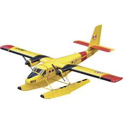 VQ Twin Otter rumena RC model motornega letala ARF 1875 mm