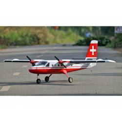 VQ Twin Otter Swiss RC model motornega letala ARF 1875 mm